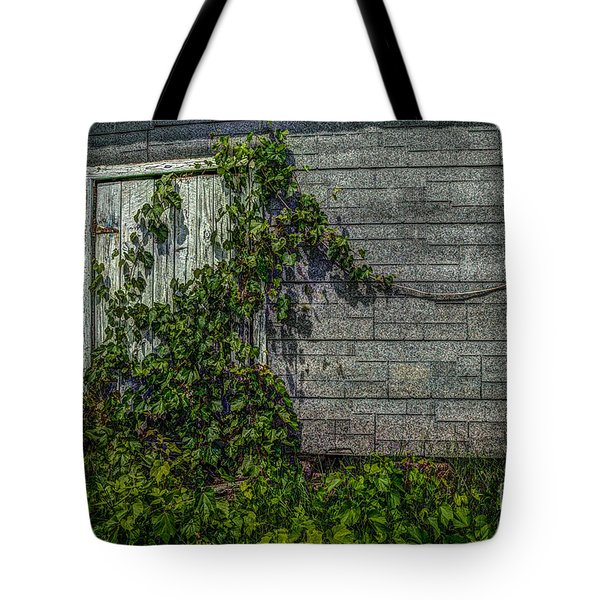 Plant Security Tote Bag