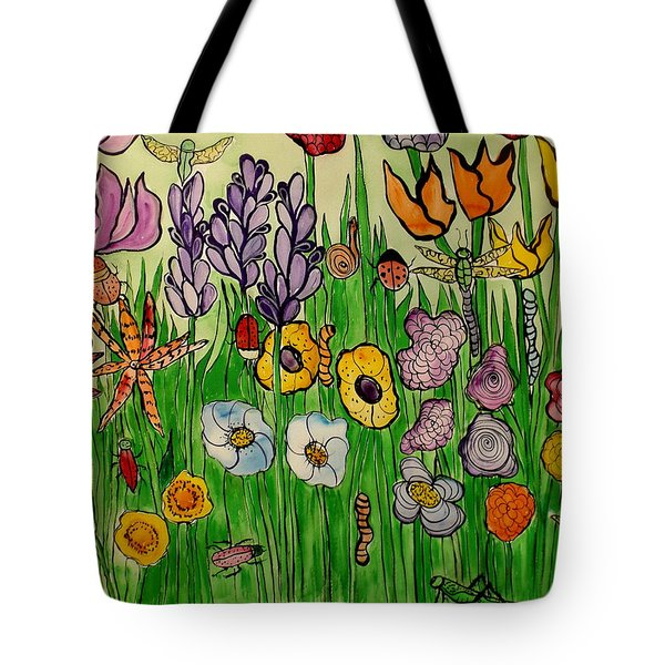Plant Your Garden Tote Bag