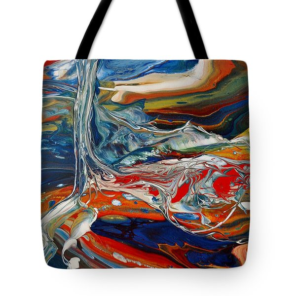 Planted By The Waters Tote Bag