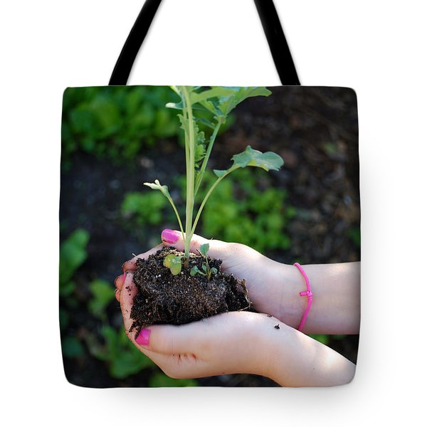 Planting Season Tote Bag