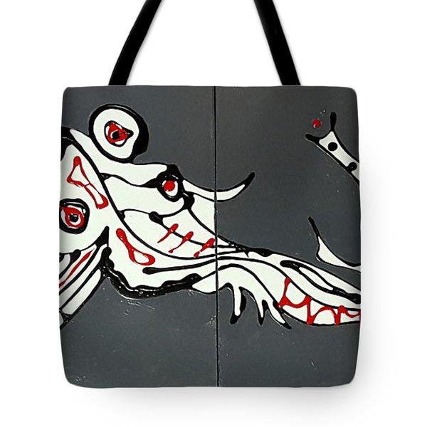 Platescape 2 Tote Bag