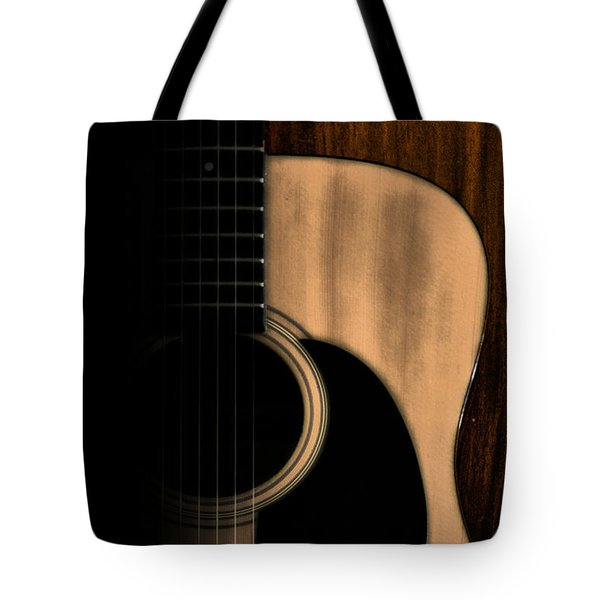 Play Me Tote Bag by Bill Cannon
