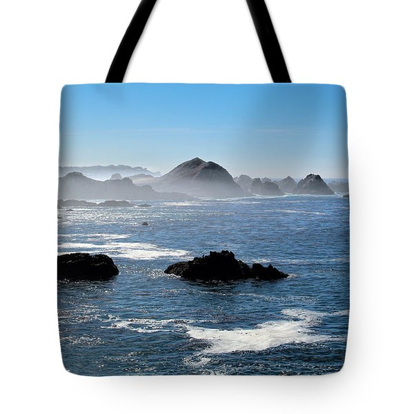Play Misty For Me Tote Bag