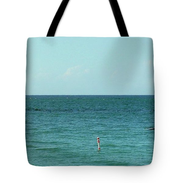 Playa Punta Las Marias Tote Bag