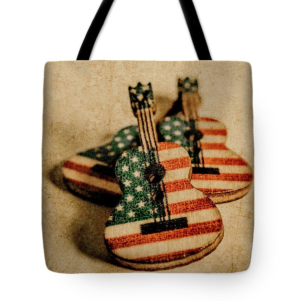 Played In America Tote Bag