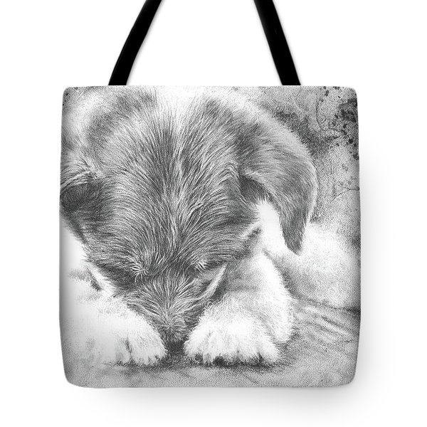 Played Out Tote Bag