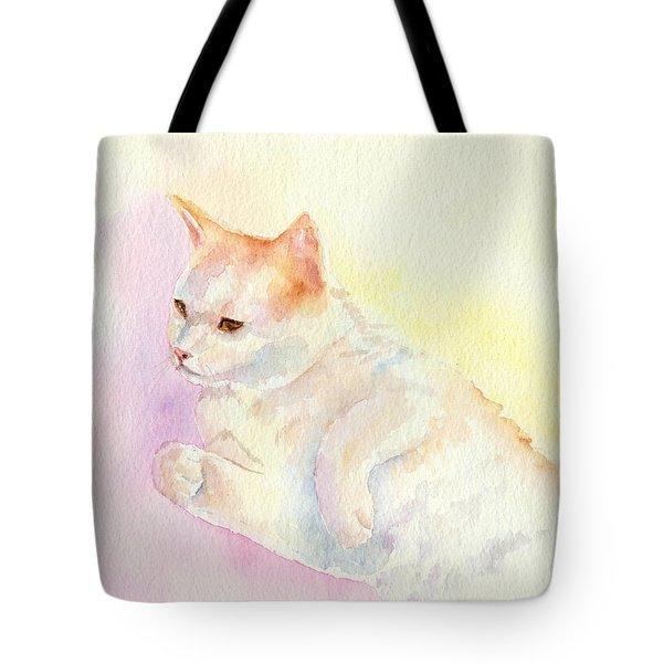Playful Cat IIi Tote Bag
