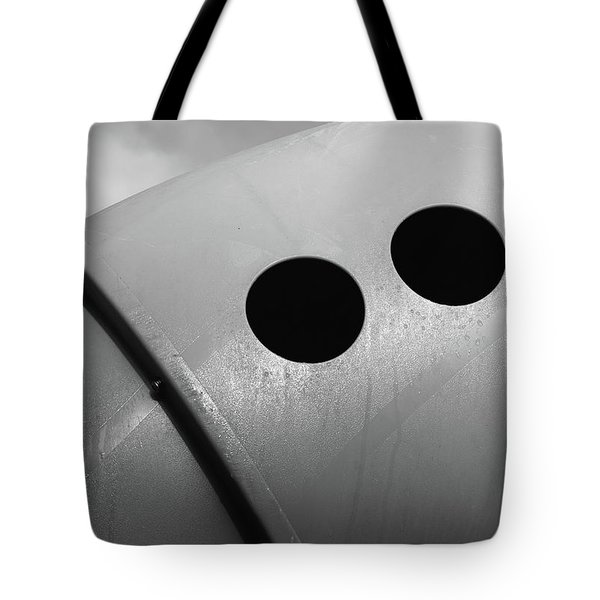 Tote Bag featuring the photograph Playground Bridge by Richard Rizzo