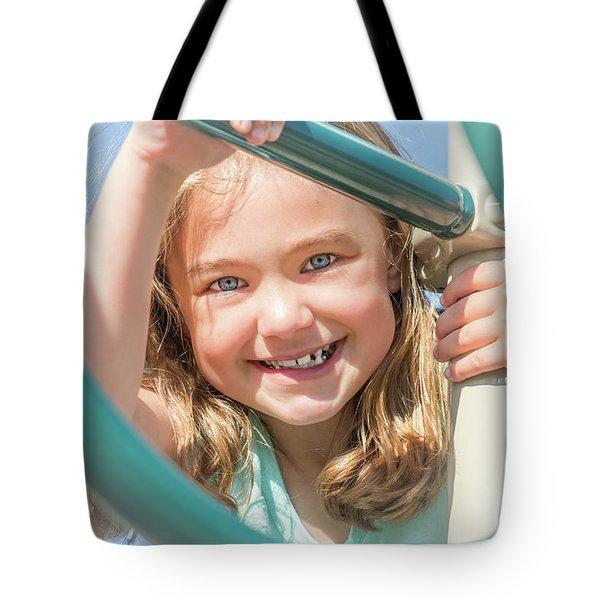 Playground Fun Tote Bag