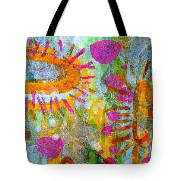 Playground In The Sea Tote Bag