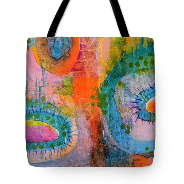 Playground In The Sea II Tote Bag