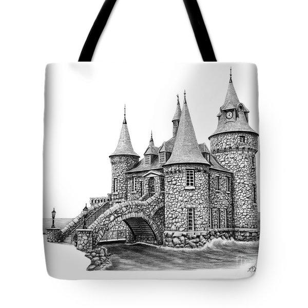 Playhouse Boldt Castle Tote Bag