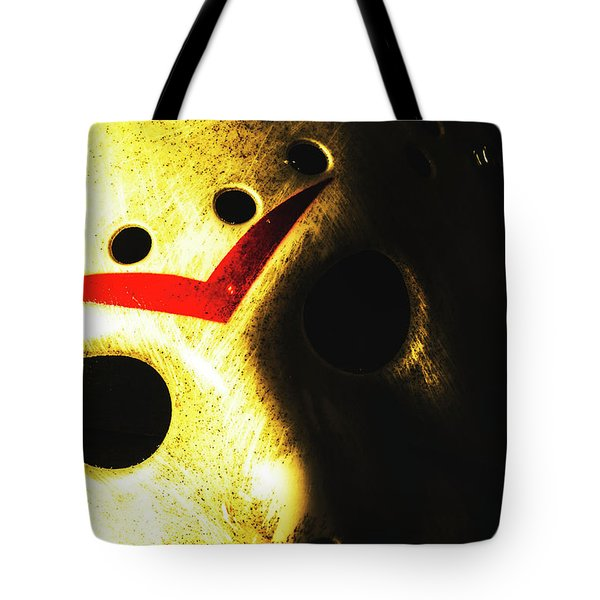 Playing The Intimidator Tote Bag by Jorgo Photography - Wall Art Gallery