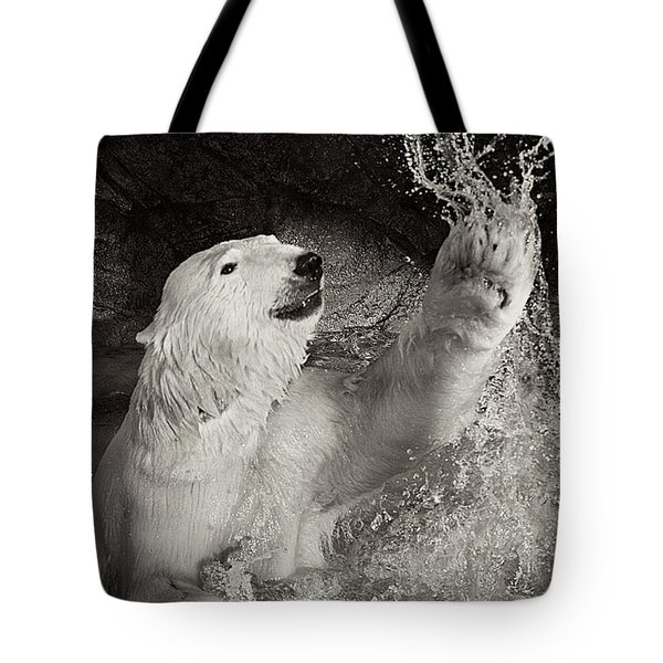 Tote Bag featuring the photograph Playtime by Jessica Brawley