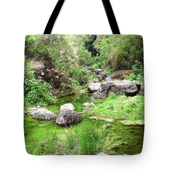 Pleasant Nature Tote Bag
