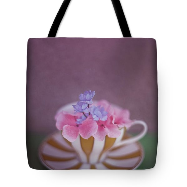 Pleasantries Tote Bag