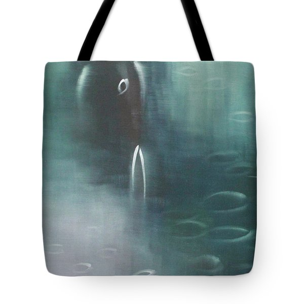 Please Don't Be Angry Tote Bag