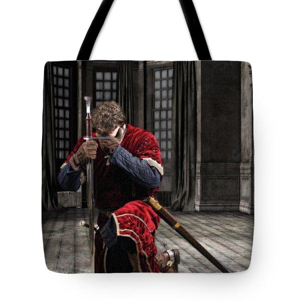 Please Forgive Me Tote Bag