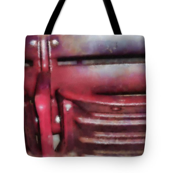 Please Take Your Seat Tote Bag by Paulette B Wright