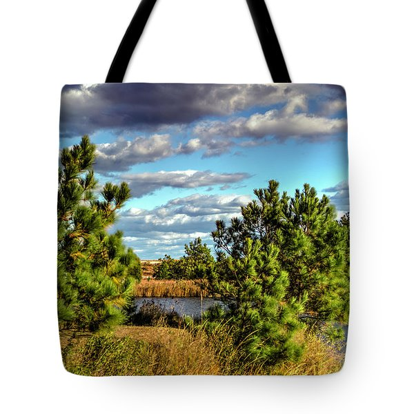 Pleasure House Point Natural Area  Tote Bag