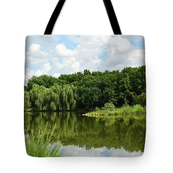Plein Air Tote Bag