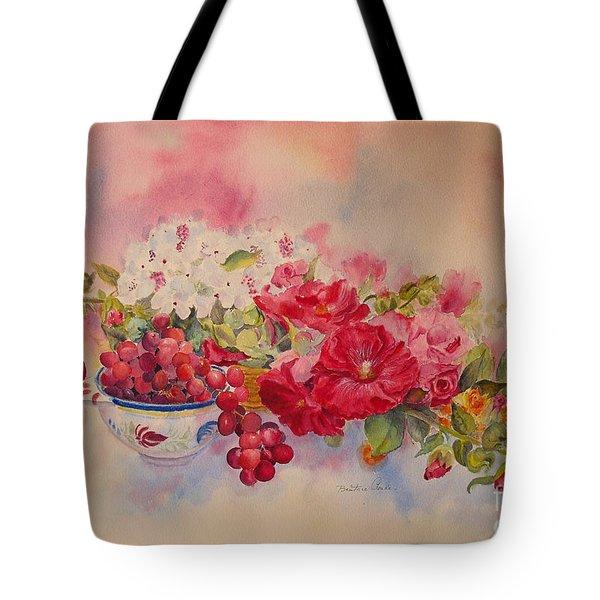 Plentiful Tote Bag