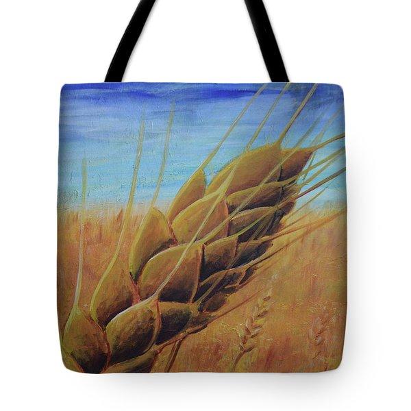Plentiful Harvest Tote Bag