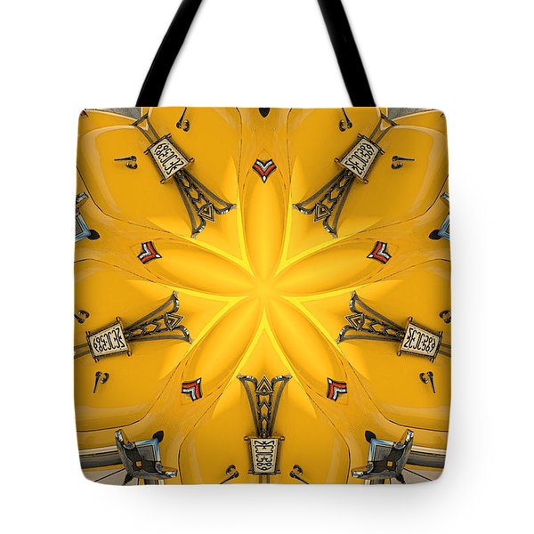 Plenty Of Trunk Space Tote Bag