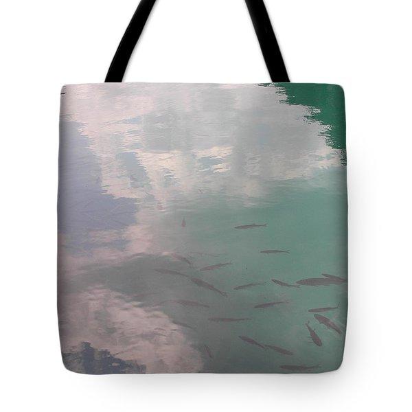 Plitvicelake Tote Bag
