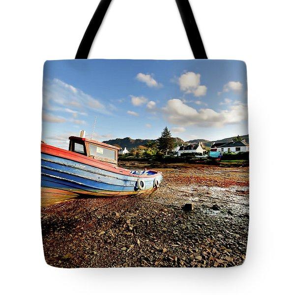 Plockton Tote Bag