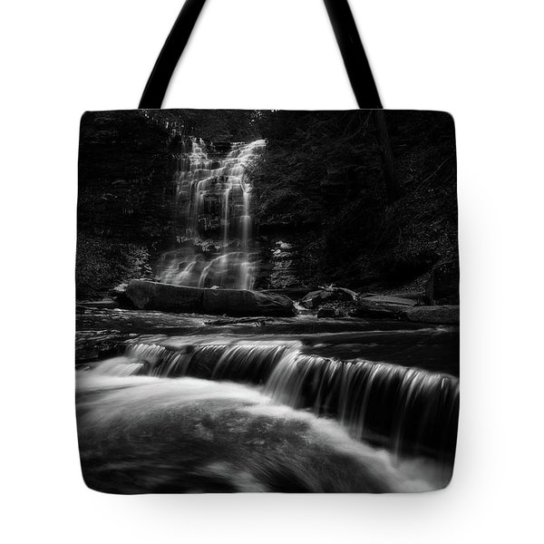 Plotter Kill Falls Tote Bag