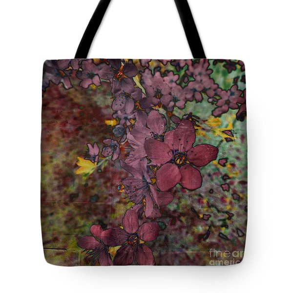 Tote Bag featuring the photograph Plum Blossom by LemonArt Photography