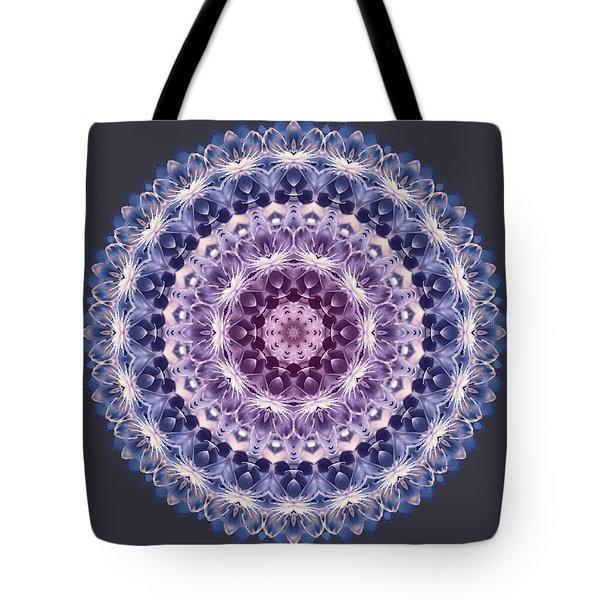 Plum Lovely Tote Bag