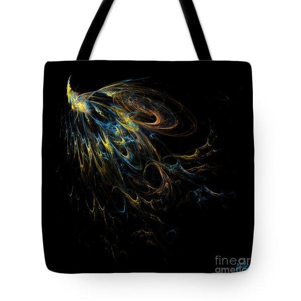 Plumage Tote Bag by Alina Davis