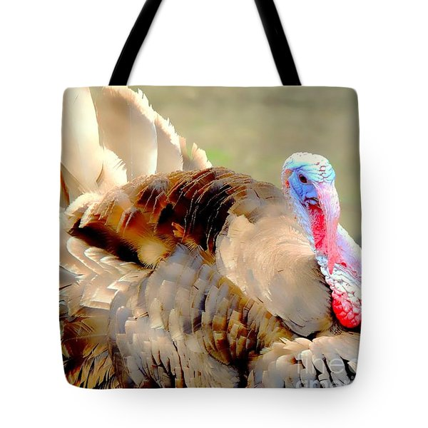 Plumage On Parade  Tote Bag