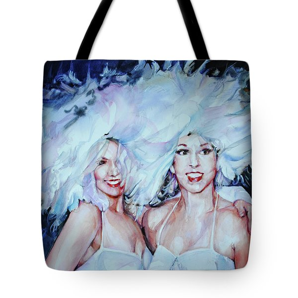 Plumage Tote Bag by P Anthony Visco