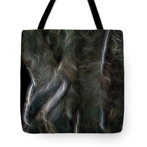 Plumed Serpent Tote Bag by William Horden