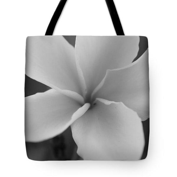 Plumeria 2 Tote Bag