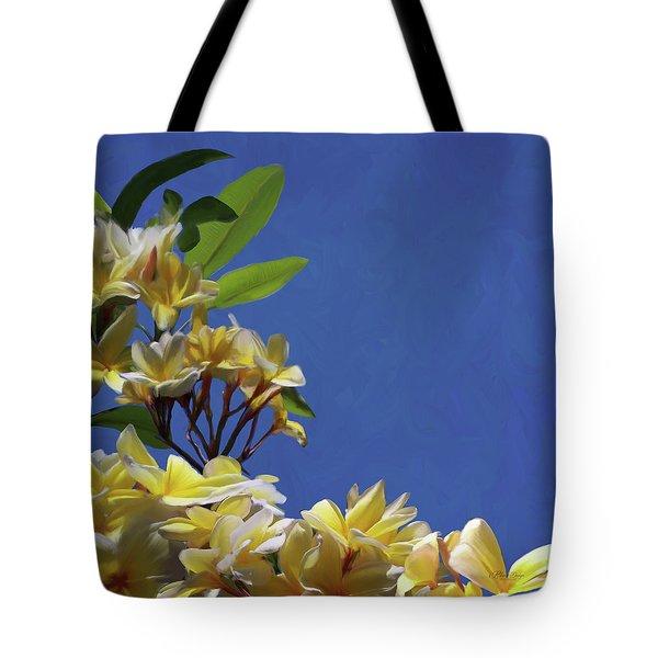 Plumeria_01 Tote Bag