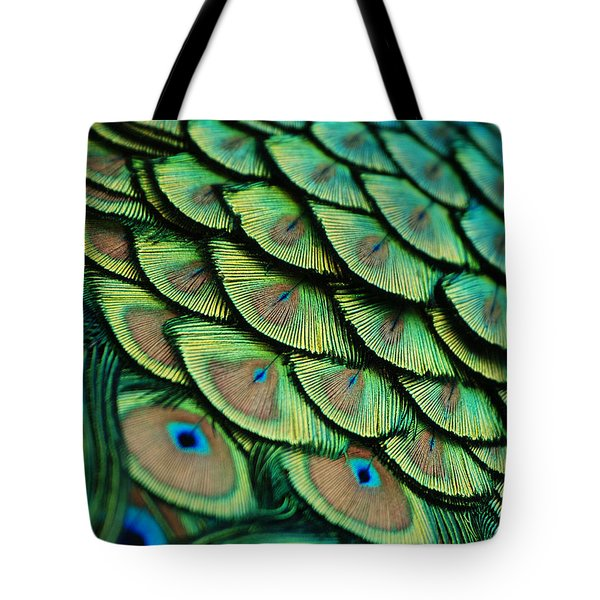 Plumes Tote Bag by Lorenzo Cassina