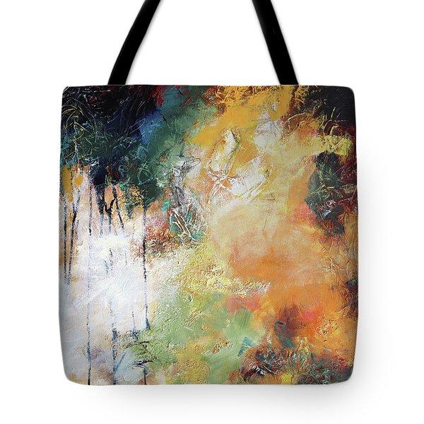 Plush Tote Bag by Elizabeth Chapman