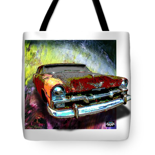 Plymouth From The Past Tote Bag