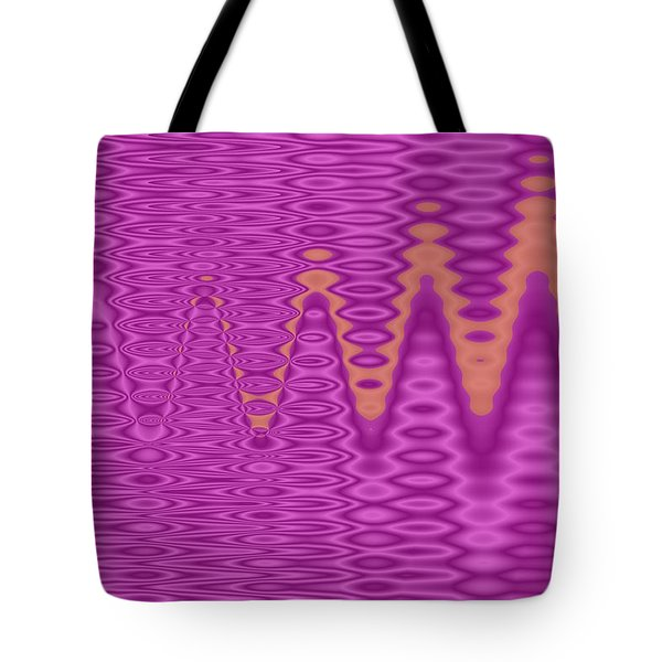 Tote Bag featuring the digital art Pm2003 by Brian Gryphon