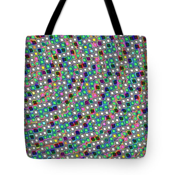 Tote Bag featuring the digital art pM2019 by Brian Gryphon