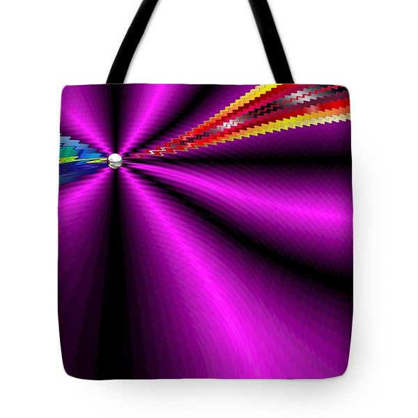 Tote Bag featuring the digital art Pm2021 by Brian Gryphon
