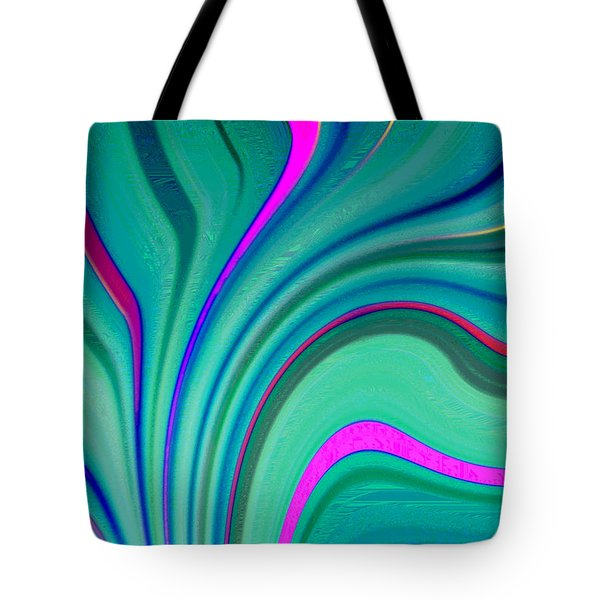 Tote Bag featuring the digital art Pm2117 by Brian Gryphon