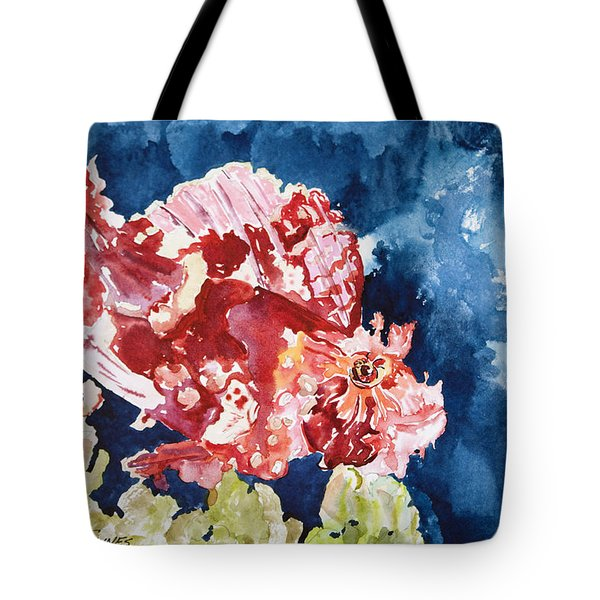 Png Leaf Fish Tote Bag by Tanya L Haynes - Printscapes