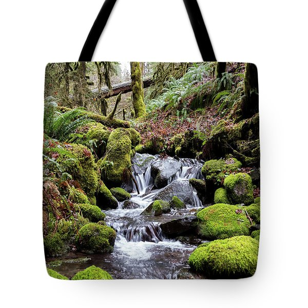 Pnw Forest Tote Bag