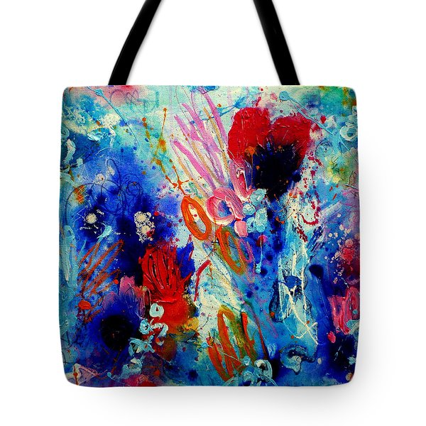 Pocket Full Of Horses 1 Tote Bag