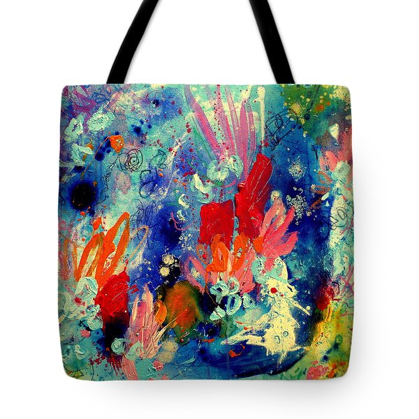 Pocket Full Of Horses 2 Tote Bag